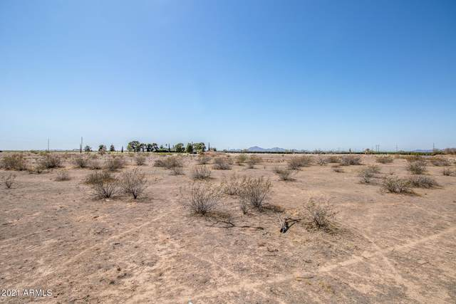 0 Hwy 287, Coolidge, AZ 85128 (MLS #6215302) :: Yost Realty Group at RE/MAX Casa Grande
