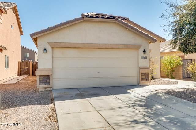 1245 W Roosevelt Avenue, Coolidge, AZ 85128 (MLS #6215336) :: Yost Realty Group at RE/MAX Casa Grande