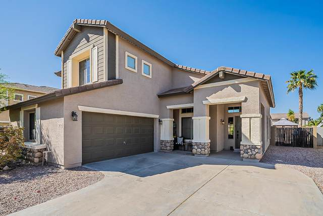 2674 W Silver Streak Way, Queen Creek, AZ 85142 (MLS #6215344) :: Dijkstra & Co.