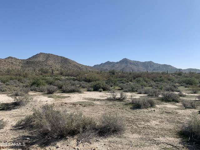 80 S Old Us Hwy 80 Road, Buckeye, AZ 85326 (MLS #6215349) :: neXGen Real Estate