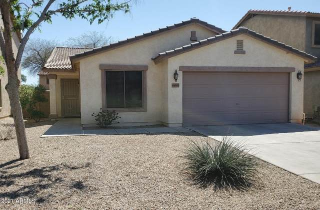 44889 W Miramar Road, Maricopa, AZ 85139 (MLS #6215355) :: Executive Realty Advisors