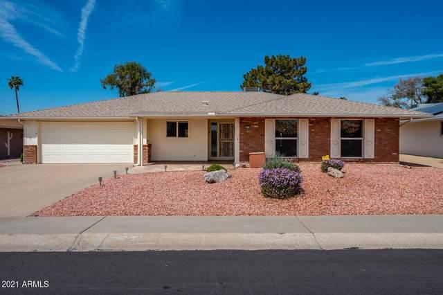 10510 W Cameo Drive, Sun City, AZ 85351 (MLS #6215358) :: Yost Realty Group at RE/MAX Casa Grande