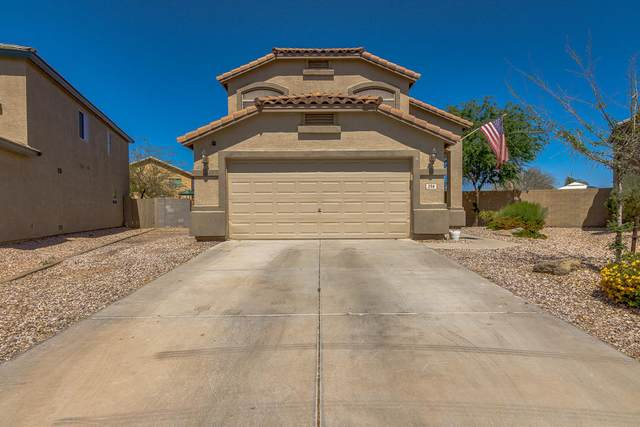 256 W Corriente Court, San Tan Valley, AZ 85143 (MLS #6215366) :: Executive Realty Advisors