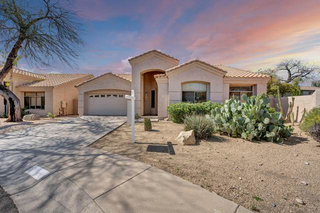 14948 N 97TH Place, Scottsdale, AZ 85260 (MLS #6215373) :: Executive Realty Advisors