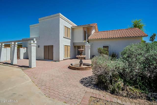 5414 W Onyx Avenue, Glendale, AZ 85302 (MLS #6215376) :: Yost Realty Group at RE/MAX Casa Grande