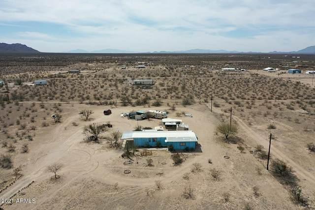 14031 W Virgo Drive, Eloy, AZ 85131 (MLS #6215386) :: Yost Realty Group at RE/MAX Casa Grande