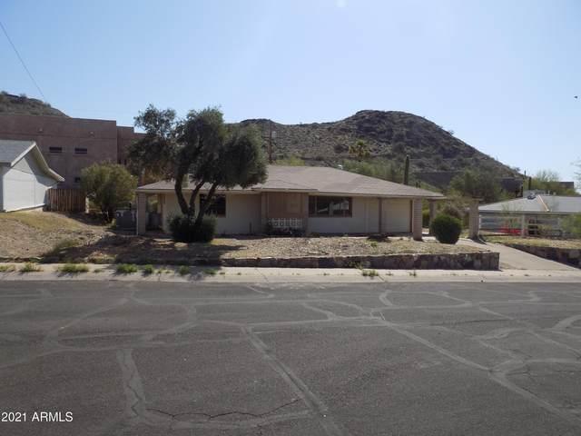 9823 N 4TH Avenue, Phoenix, AZ 85021 (MLS #6215402) :: Yost Realty Group at RE/MAX Casa Grande