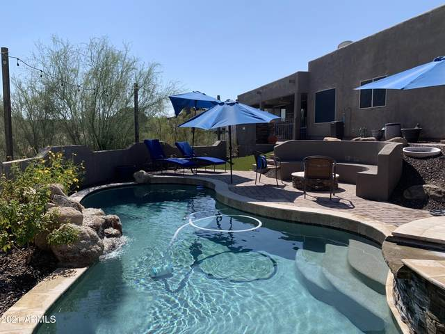 7802 E Cave Creek Road, Cave Creek, AZ 85331 (MLS #6215429) :: The Ellens Team