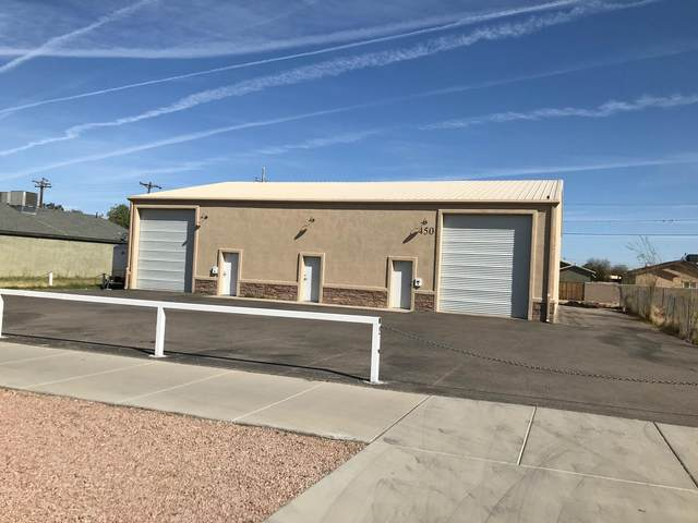 450 W Coolidge Avenue, Coolidge, AZ 85128 (MLS #6215441) :: The Luna Team