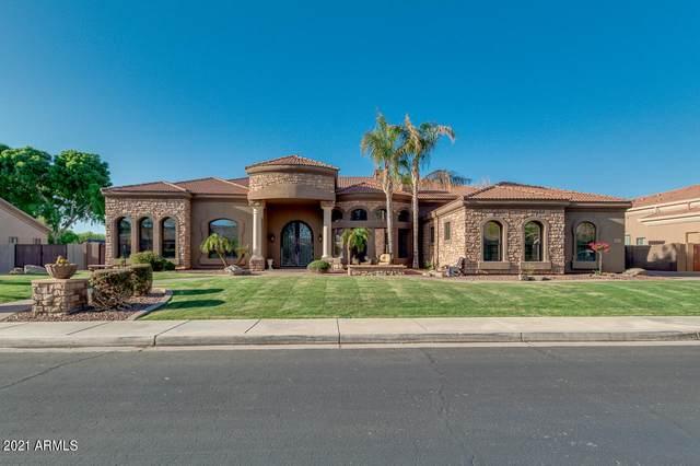 4100 E Aquarius Place, Chandler, AZ 85249 (MLS #6215444) :: Keller Williams Realty Phoenix