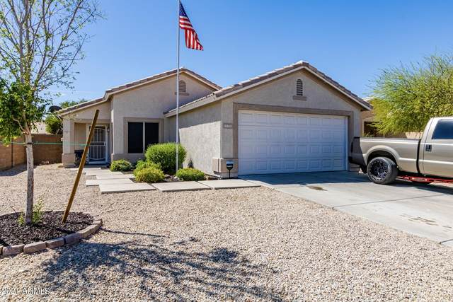 9343 W Runion Drive, Peoria, AZ 85382 (MLS #6215446) :: The Laughton Team