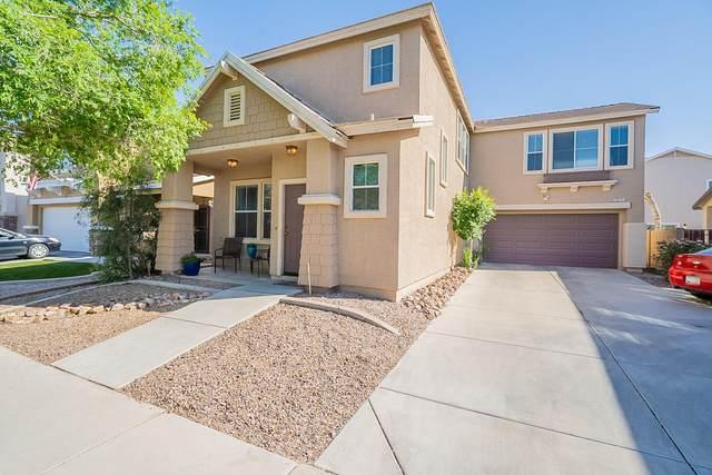 3929 W Irwin Avenue, Phoenix, AZ 85041 (MLS #6215450) :: Yost Realty Group at RE/MAX Casa Grande