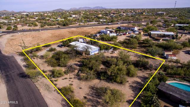 5141 E Westland Road, Cave Creek, AZ 85331 (MLS #6215457) :: Devor Real Estate Associates