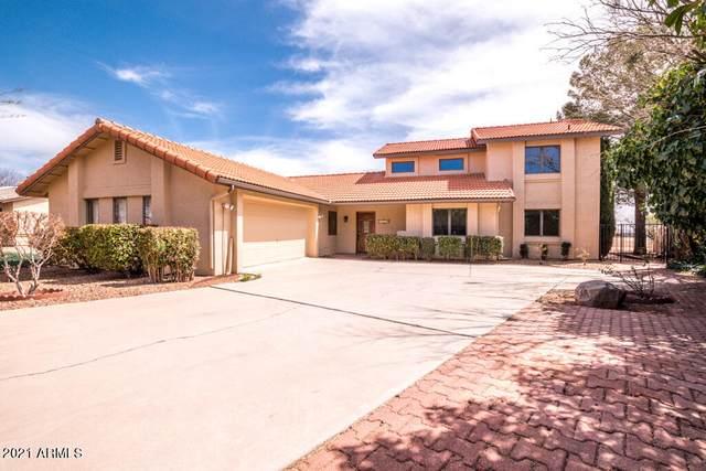 2423 Oak Hill Street, Sierra Vista, AZ 85650 (MLS #6215474) :: Service First Realty