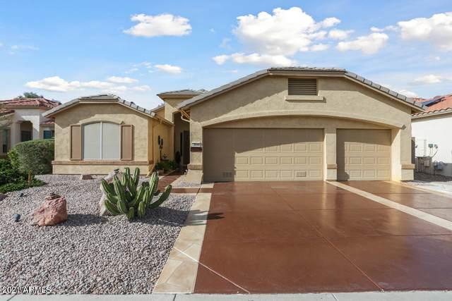 18046 W Sammy Way, Surprise, AZ 85374 (MLS #6215486) :: Long Realty West Valley