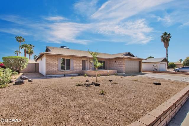 5111 W Brown Street, Glendale, AZ 85302 (MLS #6215492) :: Yost Realty Group at RE/MAX Casa Grande