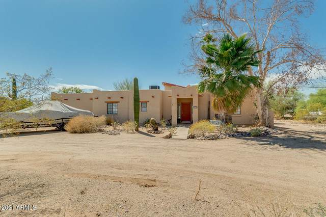 2430 N Sossaman Road, Mesa, AZ 85207 (MLS #6215498) :: Arizona 1 Real Estate Team