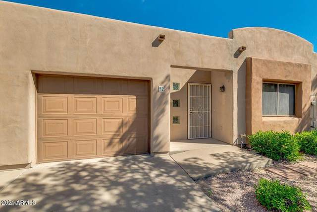 64 N 63RD Street #52, Mesa, AZ 85205 (MLS #6215506) :: Yost Realty Group at RE/MAX Casa Grande