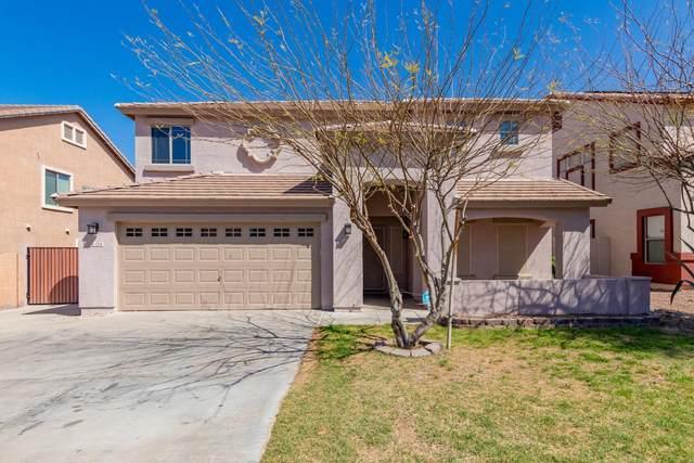 1714 E Magnum Road, San Tan Valley, AZ 85140 (MLS #6215517) :: Yost Realty Group at RE/MAX Casa Grande