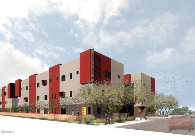1617 W Colter Street #8, Phoenix, AZ 85015 (MLS #6215523) :: The Daniel Montez Real Estate Group