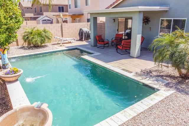 872 E Mayfield Circle, San Tan Valley, AZ 85143 (MLS #6215529) :: CANAM Realty Group