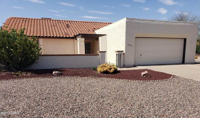 1868 Leisure World, Mesa, AZ 85206 (MLS #6215554) :: Yost Realty Group at RE/MAX Casa Grande