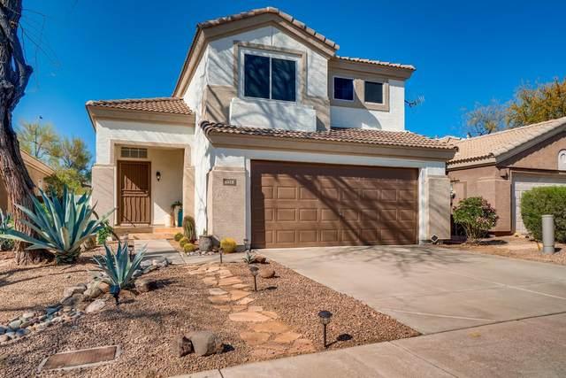 4512 E Creosote Drive, Cave Creek, AZ 85331 (MLS #6215561) :: Yost Realty Group at RE/MAX Casa Grande