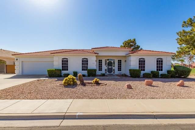 2714 N 63RD Street, Mesa, AZ 85215 (MLS #6215566) :: Devor Real Estate Associates