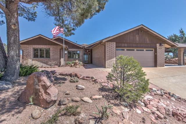 1415 N Alpine Heights Drive, Payson, AZ 85541 (MLS #6215569) :: My Home Group