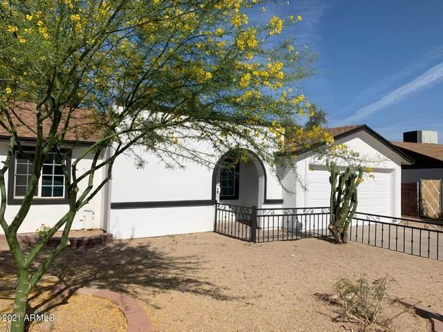 14225 N 37TH Street, Phoenix, AZ 85032 (MLS #6215572) :: Conway Real Estate