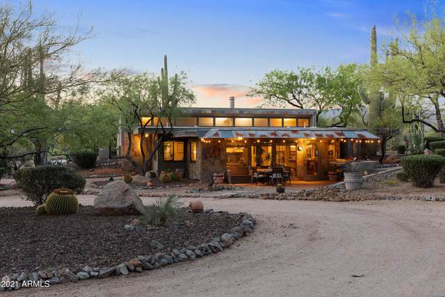 6824 E La Salle Road, Cave Creek, AZ 85331 (MLS #6215579) :: The Luna Team