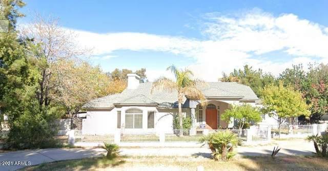 15716 E Chapala Street, Gilbert, AZ 85234 (MLS #6215580) :: Yost Realty Group at RE/MAX Casa Grande