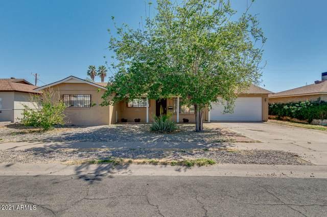 5743 N 38TH Drive, Phoenix, AZ 85019 (MLS #6215594) :: Yost Realty Group at RE/MAX Casa Grande