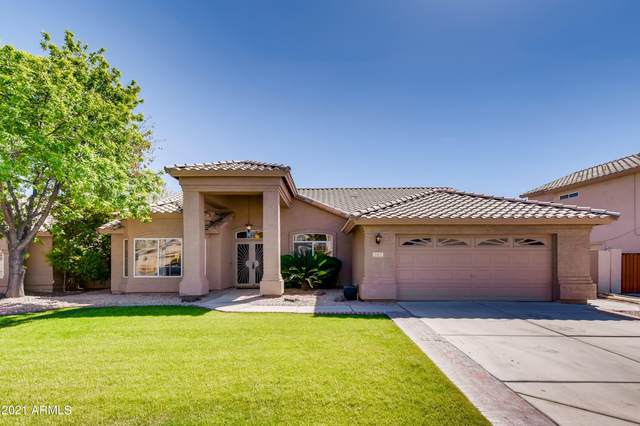 881 W Horseshoe Avenue, Gilbert, AZ 85233 (MLS #6215596) :: Yost Realty Group at RE/MAX Casa Grande