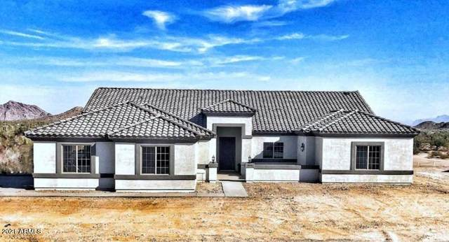 0 W Silverdale Road #2, Queen Creek, AZ 85142 (MLS #6215598) :: Executive Realty Advisors