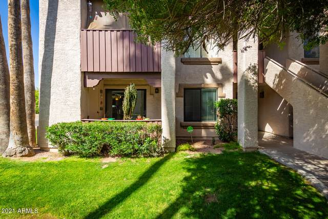 3102 E Clarendon Avenue #105, Phoenix, AZ 85016 (MLS #6215601) :: Maison DeBlanc Real Estate