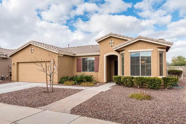 20518 N Big Dipper Drive, Maricopa, AZ 85138 (MLS #6215607) :: Yost Realty Group at RE/MAX Casa Grande