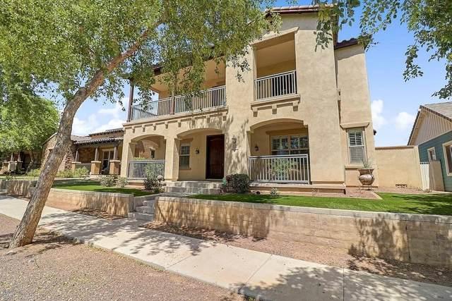 2897 N Riley Road, Buckeye, AZ 85396 (MLS #6215609) :: Devor Real Estate Associates