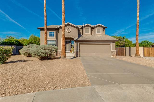 1817 E Sagebrush Street, Gilbert, AZ 85296 (MLS #6215638) :: Yost Realty Group at RE/MAX Casa Grande