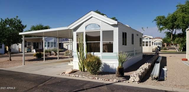 6601 E Us Highway 60 #370, Gold Canyon, AZ 85118 (MLS #6215639) :: Maison DeBlanc Real Estate
