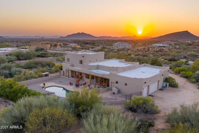 11006 E Santa Fe Trail, Scottsdale, AZ 85262 (MLS #6215645) :: Yost Realty Group at RE/MAX Casa Grande
