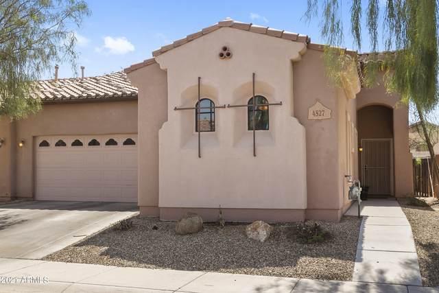 4527 W Beautiful Lane, Laveen, AZ 85339 (MLS #6215673) :: Service First Realty