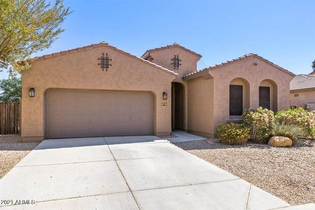 21937 N Bradford Drive, Maricopa, AZ 85138 (MLS #6215688) :: The Property Partners at eXp Realty
