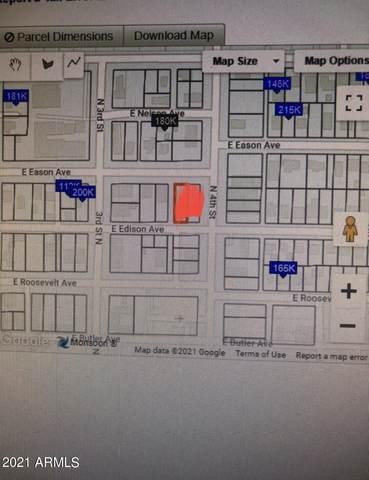 XXX E Edison Avenue, Buckeye, AZ 85326 (MLS #6215694) :: neXGen Real Estate
