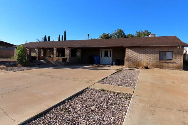 1931 Cristina Avenue, Sierra Vista, AZ 85635 (MLS #6215703) :: Yost Realty Group at RE/MAX Casa Grande
