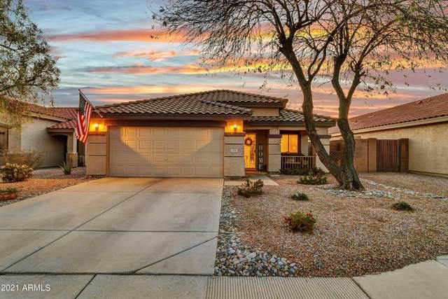 152 S Valle Verde, Mesa, AZ 85208 (MLS #6215726) :: Yost Realty Group at RE/MAX Casa Grande