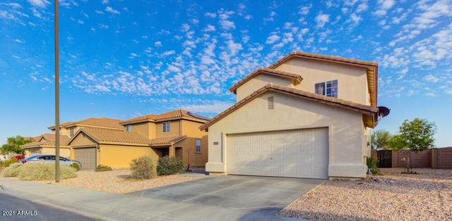 22601 W Solano Drive, Buckeye, AZ 85326 (MLS #6215741) :: The Garcia Group