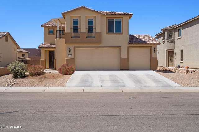 1134 Barnes Drive, Sierra Vista, AZ 85635 (MLS #6215742) :: Yost Realty Group at RE/MAX Casa Grande
