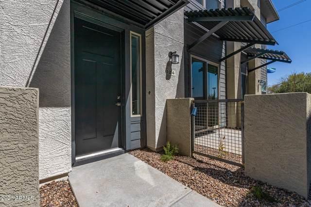 7531 E Billings Street #124, Mesa, AZ 85207 (MLS #6215743) :: The Luna Team