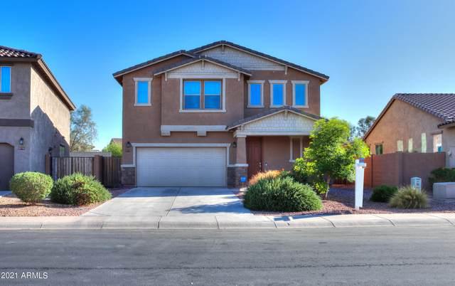 41681 W Anne Lane, Maricopa, AZ 85138 (MLS #6215750) :: The Daniel Montez Real Estate Group